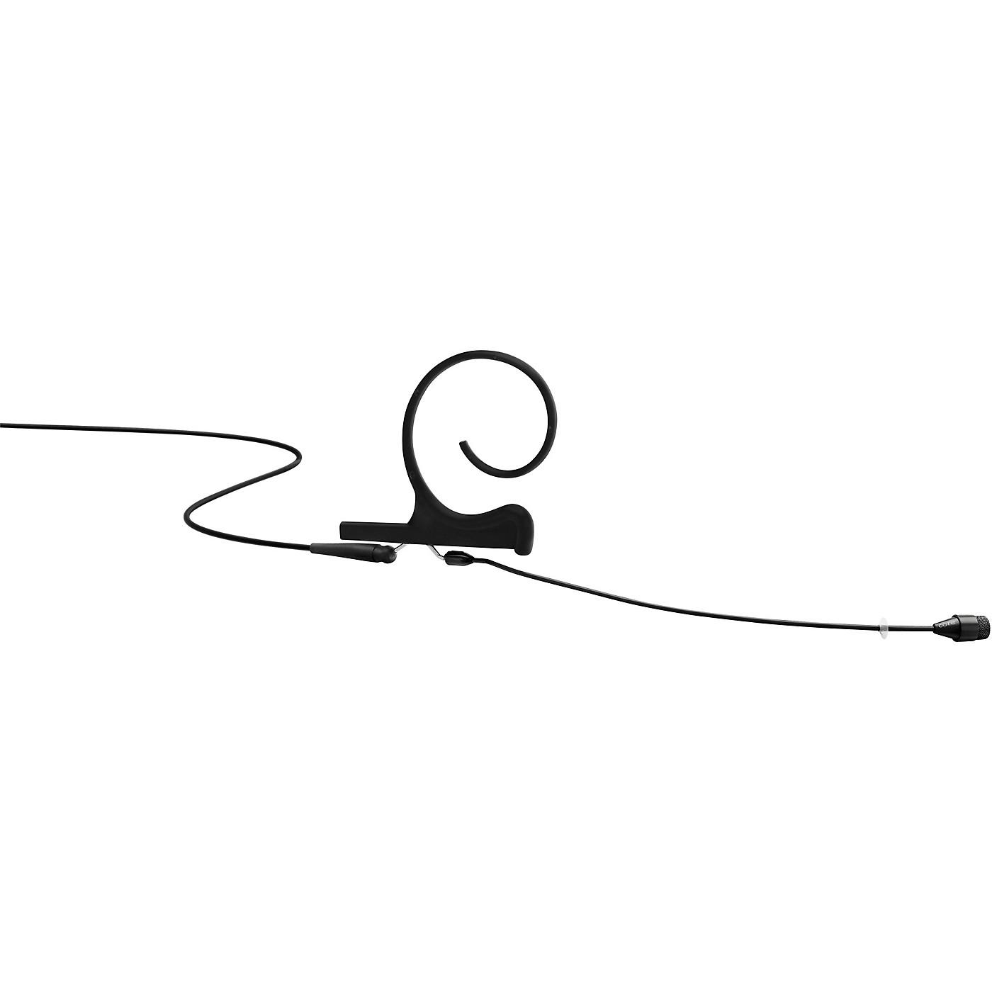 DPA Microphones d:fine Omni 66 capsule , headset mic, Single ear, 90mm boom, Microdot, Black thumbnail
