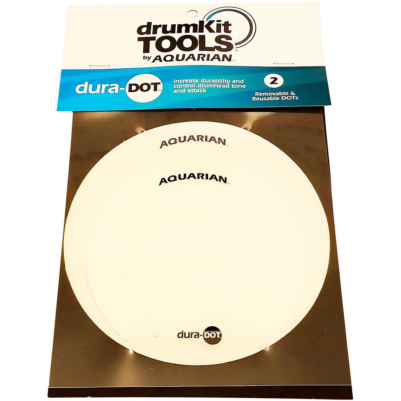 Aquarian drumKit Tools duraDOT Drum Head Tone Modifier thumbnail