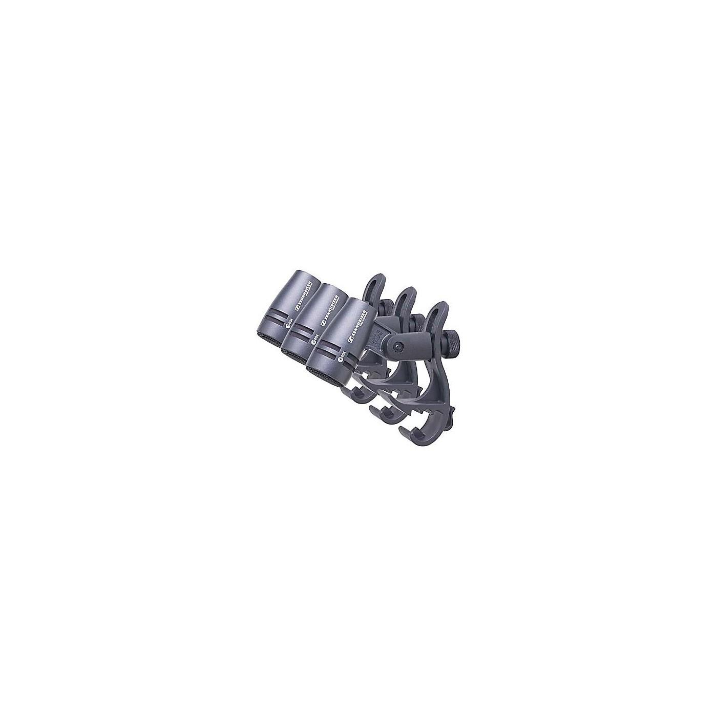 Sennheiser e 604 Dynamic Cardioid Instrument Microphone 3-Pack thumbnail