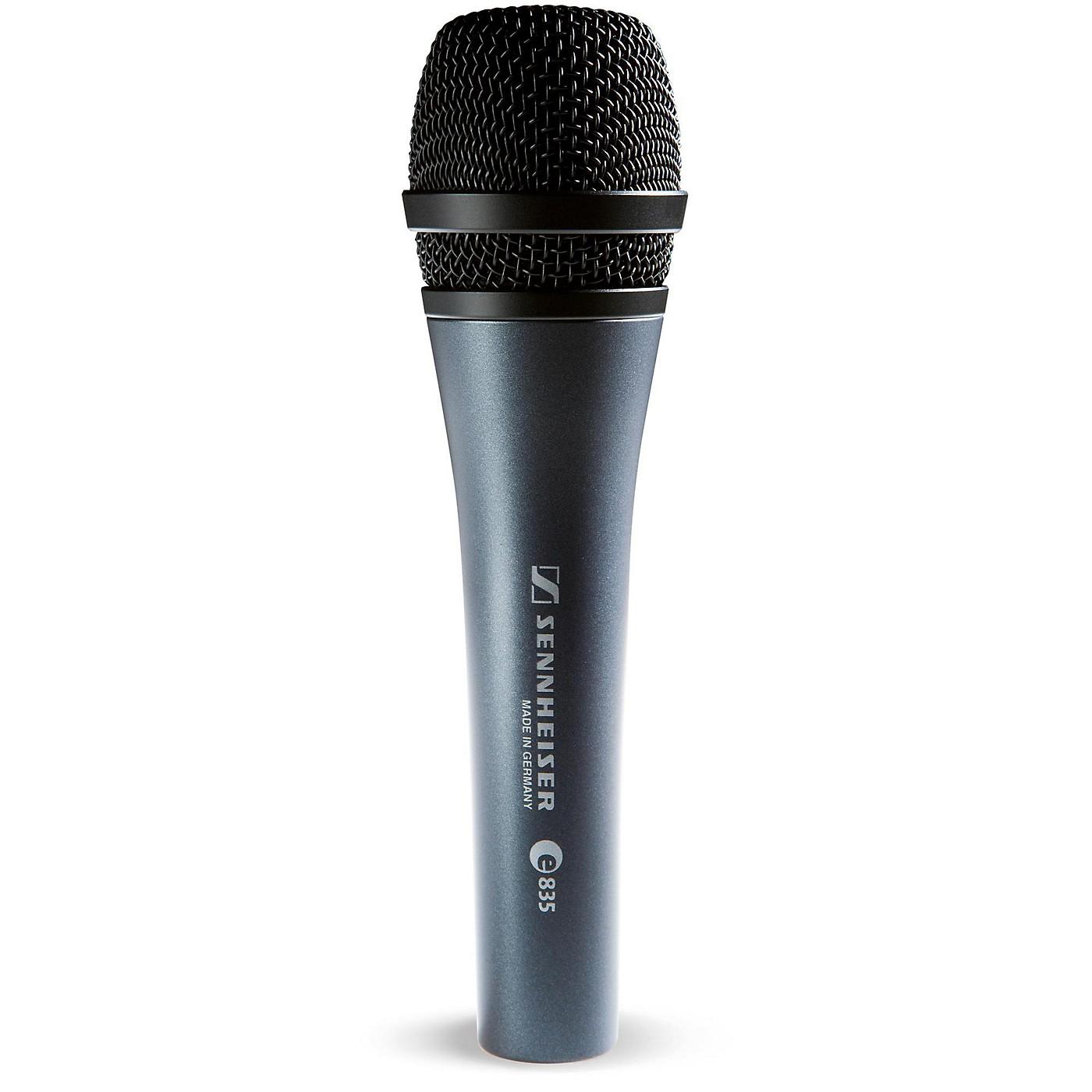 Sennheiser e 835 Cardioid Dynamic Vocal Microphone thumbnail