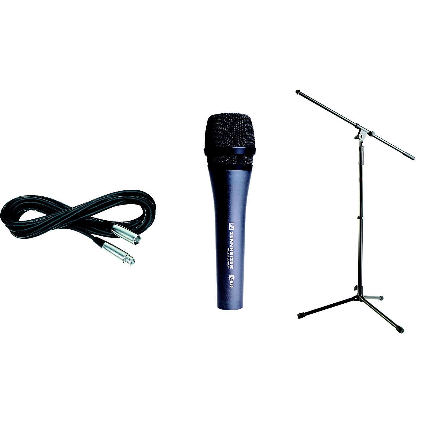 Sennheiser e 835 Stand and Cable Package thumbnail