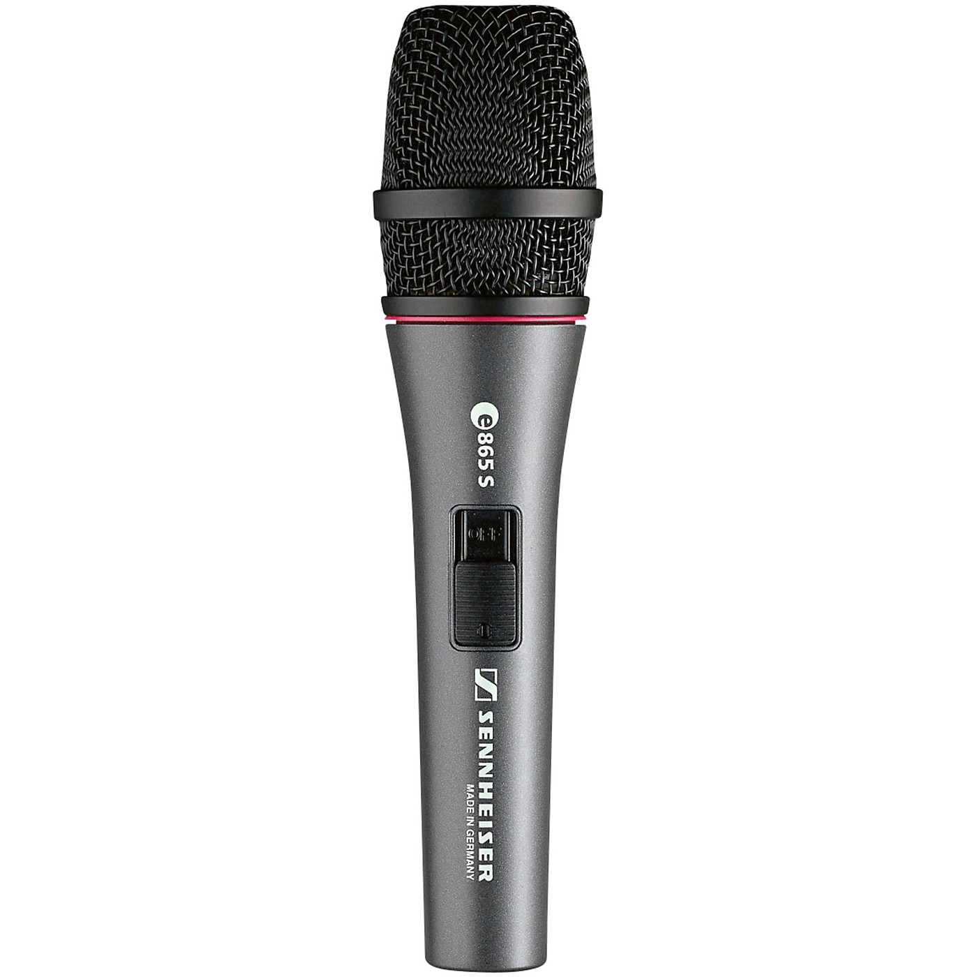 Sennheiser e 865S Condenser Vocal Microphone with Switch thumbnail