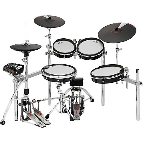 Pearl e/MERGE e/TRADITIONAL Electronic Drum Set Powered by KORG thumbnail