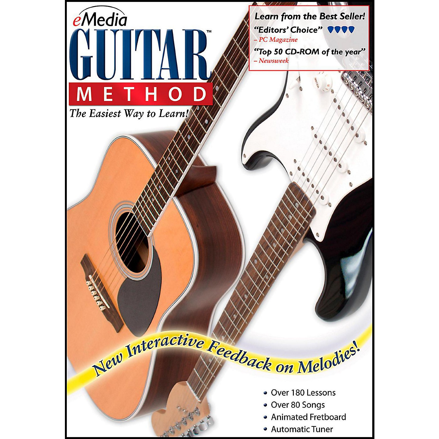 eMedia eMedia Guitar Method - Digital Download thumbnail