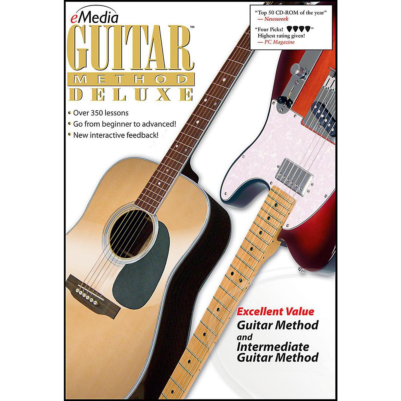 eMedia eMedia Guitar Method Deluxe - Digital Download thumbnail