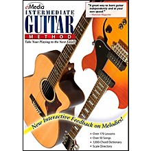 Emedia eMedia Intermediate Guitar Method - Digital Download