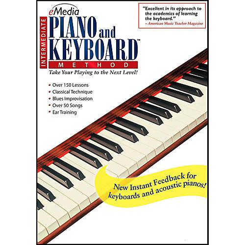 eMedia eMedia Intermediate Piano & Keyboard Method - Digital Download thumbnail