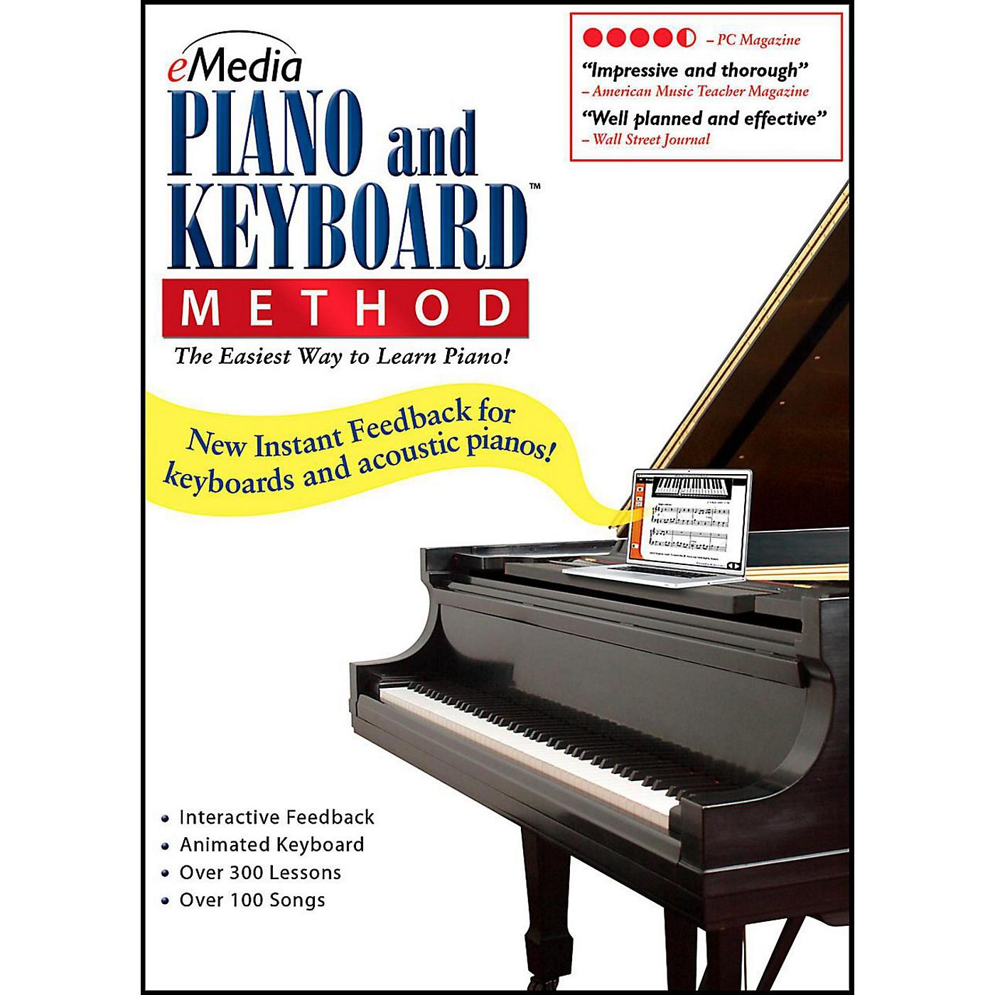 eMedia eMedia Piano & Keyboard Method - Digital Download thumbnail