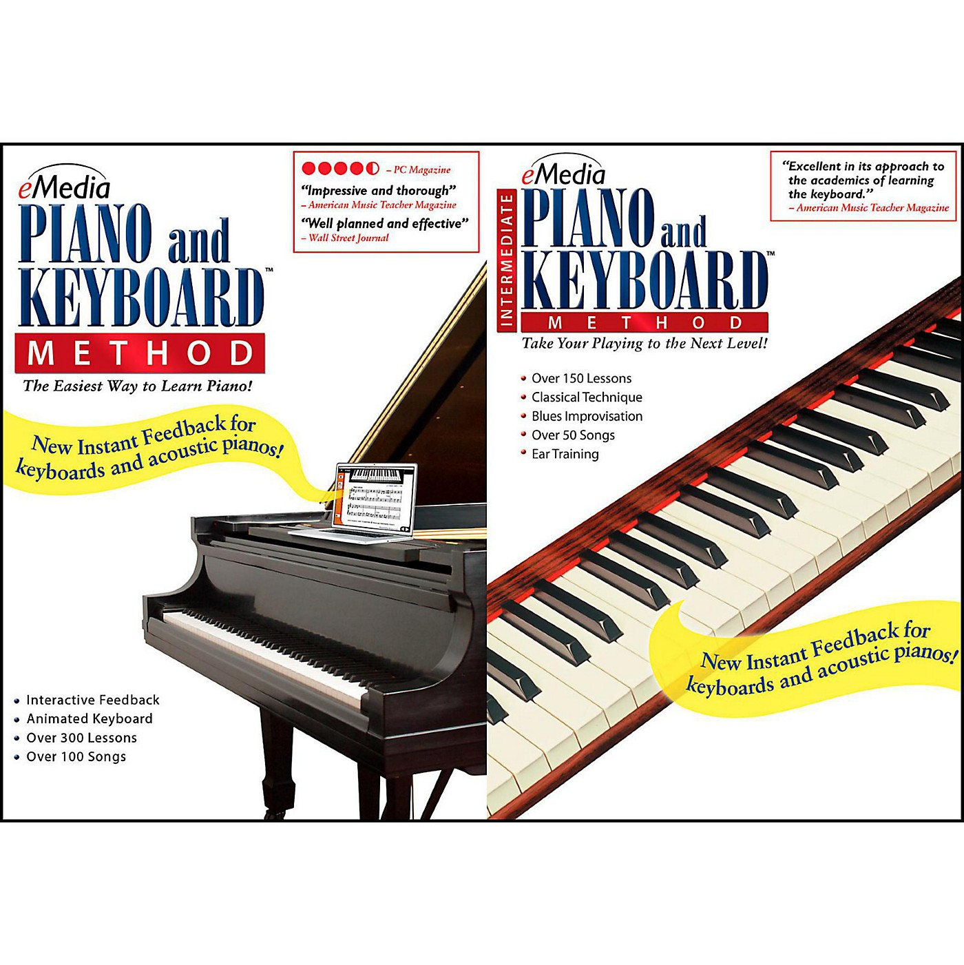eMedia eMedia Piano & Keyboard Method Deluxe - Digital Download thumbnail