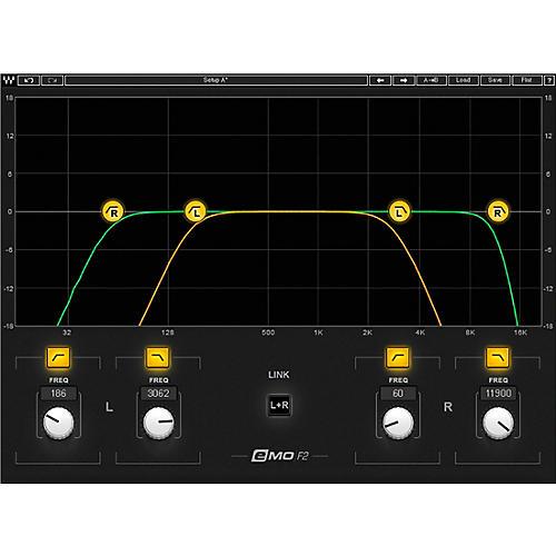 Waves eMo F2 Filter thumbnail