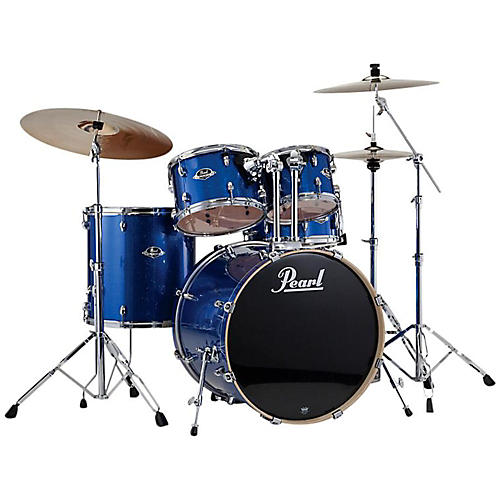 Pearl ePRO Powered by Export Acoustic Electric New Fusion Drumset thumbnail