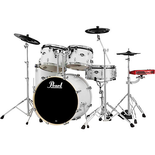 Pearl ePRO Powered by Export Acoustic Electric Standard Drumset thumbnail