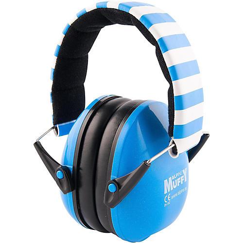 Alpine Hearing Protection (ea) Earmuffs for kids (Blue) thumbnail