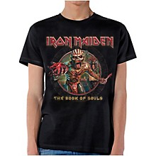 Iron Maiden <em>Book of Souls</em> Eddie T-Shirt