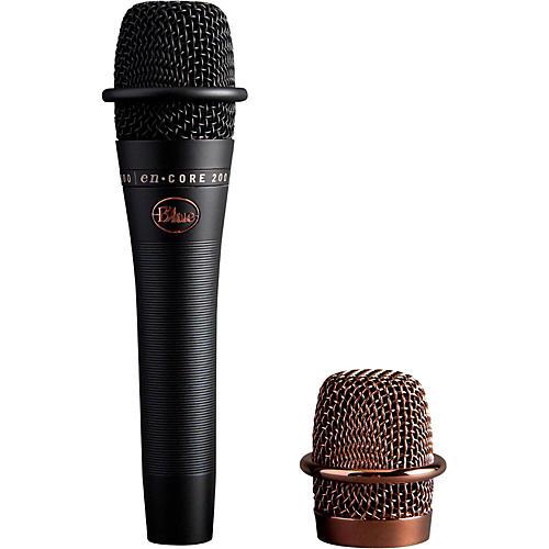 BLUE enCore 200 Studio Grade Phantom Powered Active Dynamic Microphone thumbnail