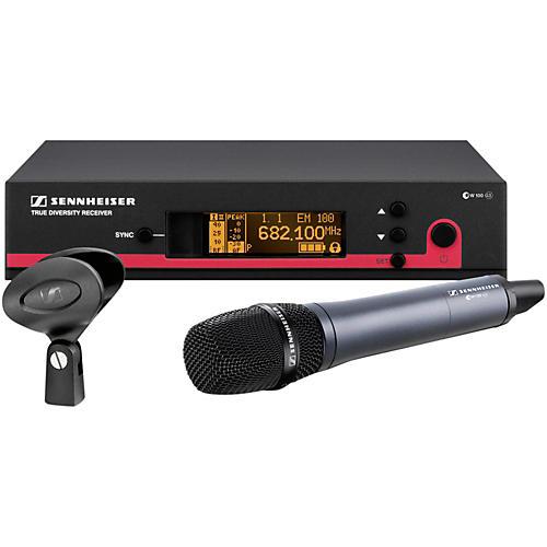 Sennheiser ew 100-935 G3 Cardioid Microphone Wireless System thumbnail