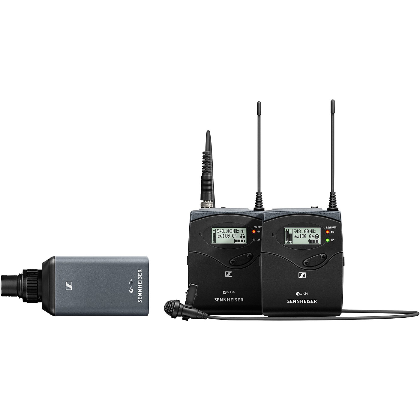 Sennheiser ew 100 ENG G4 Portable Wireless Combo Set thumbnail