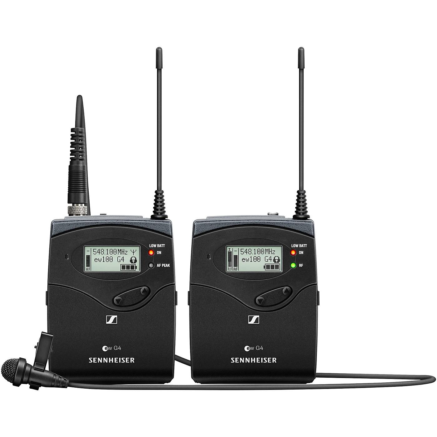 Sennheiser ew 112P G4 Portable Lavalier Wireless Set thumbnail