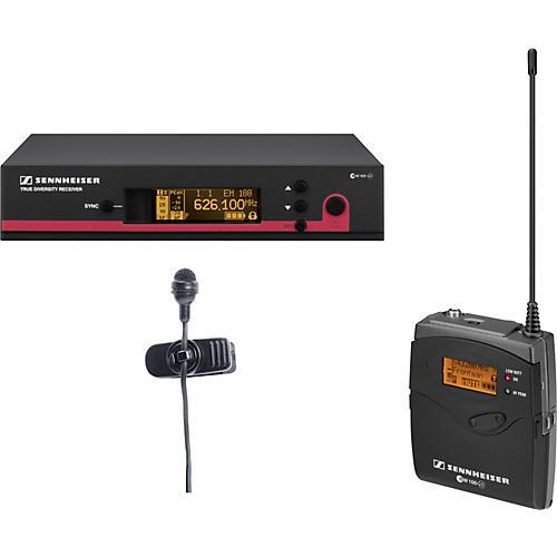 Sennheiser ew 114 G3 Cardioid Lavalier Wireless System thumbnail