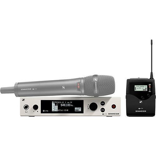 Sennheiser ew 300 Base Combo with SKM 300 G4 Transmitter (Capsule Sold Separately) thumbnail