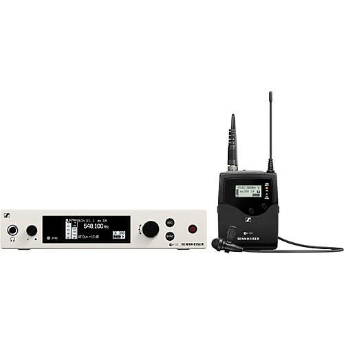 Sennheiser ew 300 G4-ME2-RC Lavalier Wireless System thumbnail
