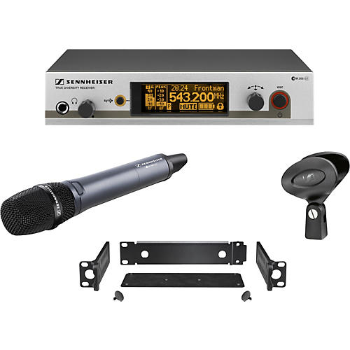 Sennheiser ew 335 G3 Cardioid Microphone Wireless System thumbnail