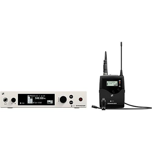 Sennheiser ew 500 G4-MKE2 Lavalier Wireless System thumbnail
