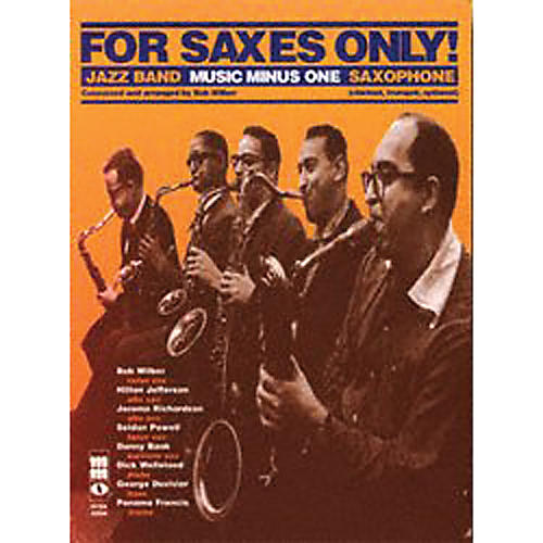 Hal Leonard for Saxes Only-thumbnail
