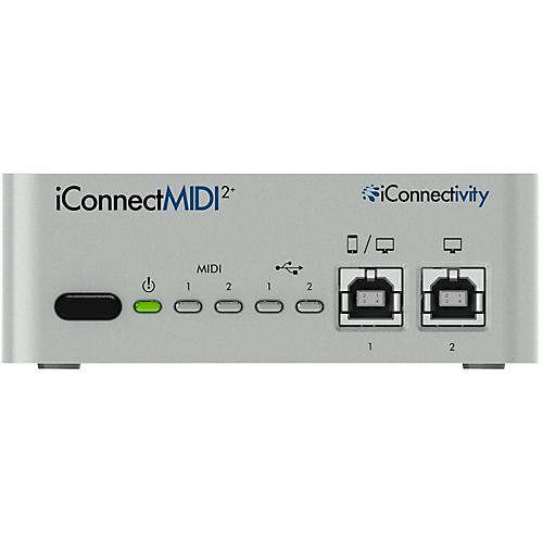 iConnectivity iConnectMIDI2+ Lightning Edition thumbnail