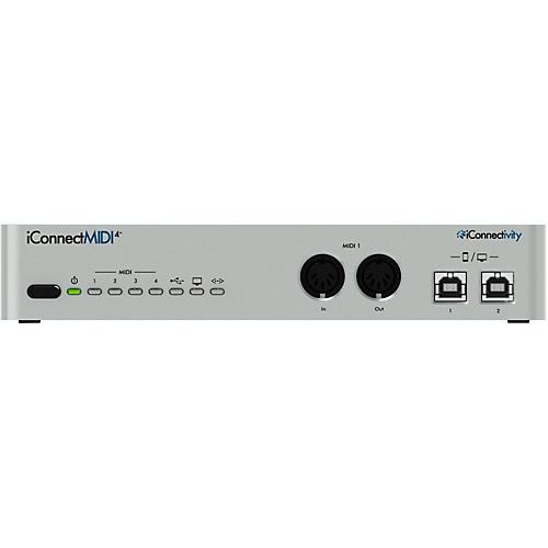 iConnectivity iConnectMIDI4+ Lightning Edition thumbnail