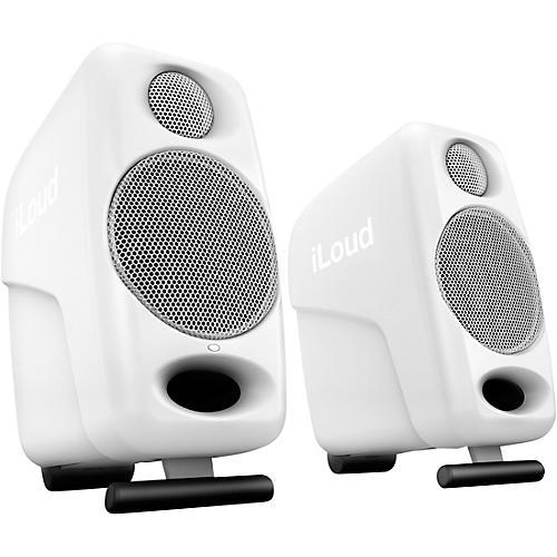 IK Multimedia iLoud Micro Monitor in White Pair thumbnail