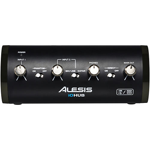 Alesis iO Hub 2-Channel USB Audio Interface thumbnail