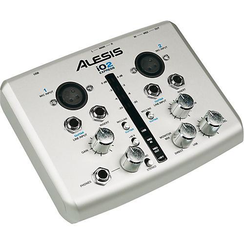 Alesis iO2 Express Audio Interface thumbnail
