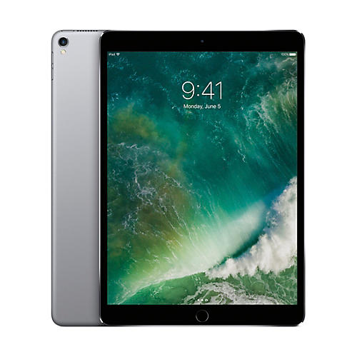 Apple iPad Pro 10.5 in. 512GB Wi-Fi Space Gray (MPGH2LL/A) thumbnail