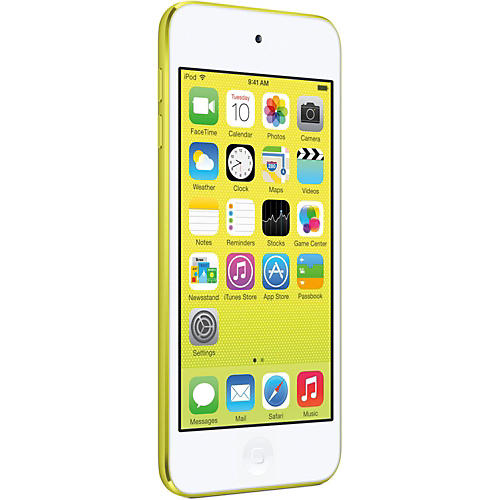 Apple iPod Touch 64GB (MD721LL/A) thumbnail