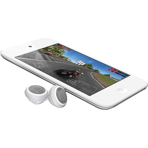 Apple iPod Touch 8G - White (4th Gen) thumbnail
