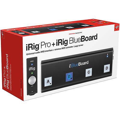 IK Multimedia iRig Bundle Pro + Bboard thumbnail