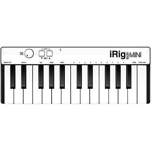 IK Multimedia iRig Keys Mini with SampleTank SE thumbnail