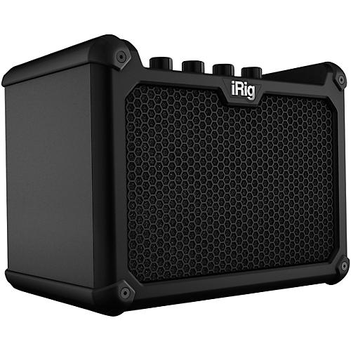 IK Multimedia iRig Micro Amp 15W 1x4 Battery-Powered Guitar Combo Amp thumbnail