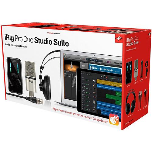 IK Multimedia iRig Pro Duo Studio Suite thumbnail
