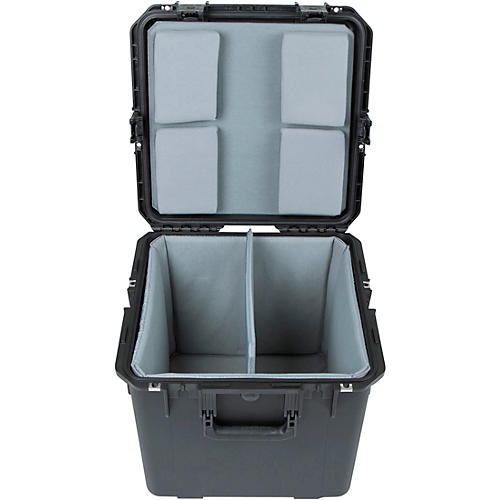 SKB iSeries Dual Snare Case with Padded Interior (3i-1717-16LT) thumbnail