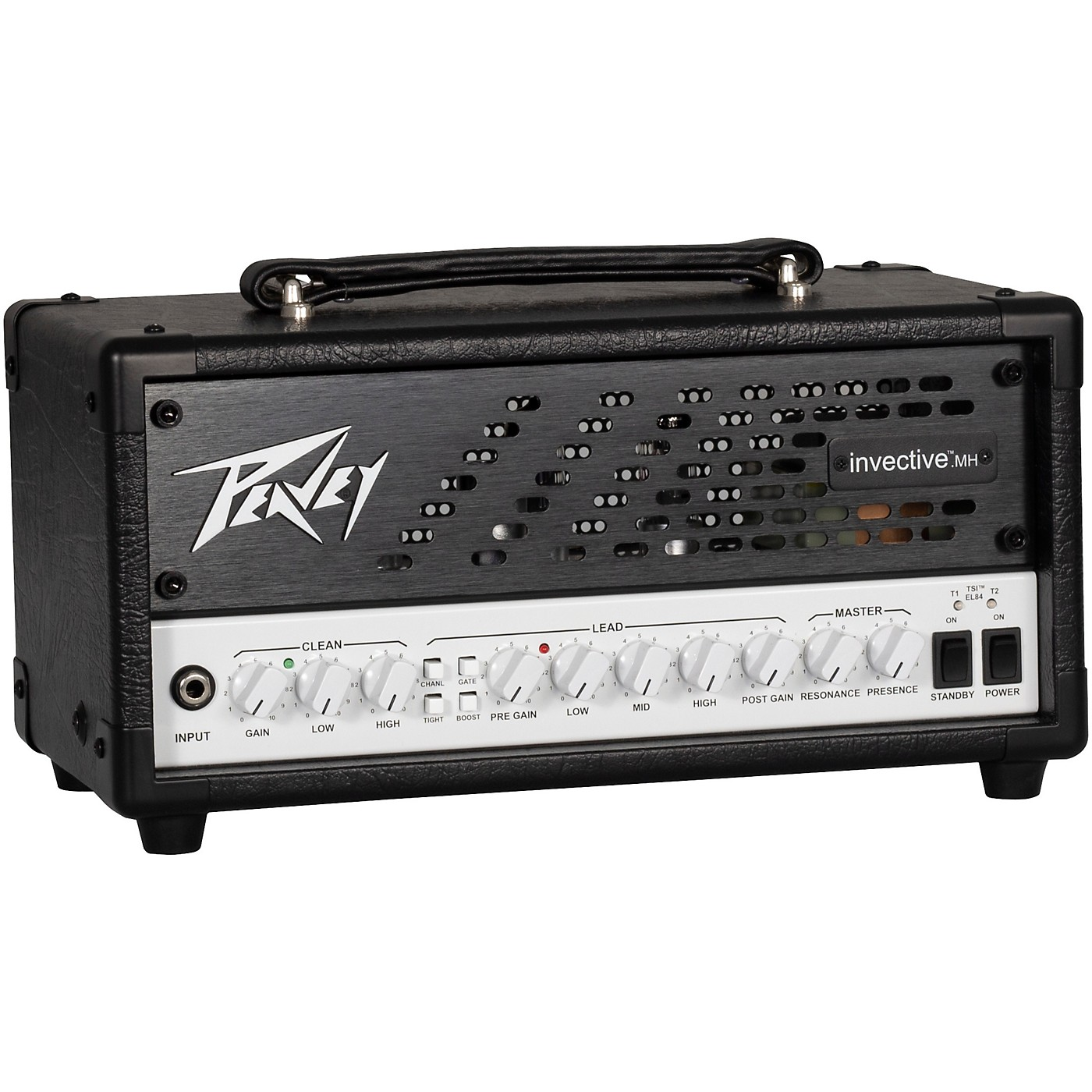 Peavey invective MH Mini 20W Tube Guitar Amp Head thumbnail