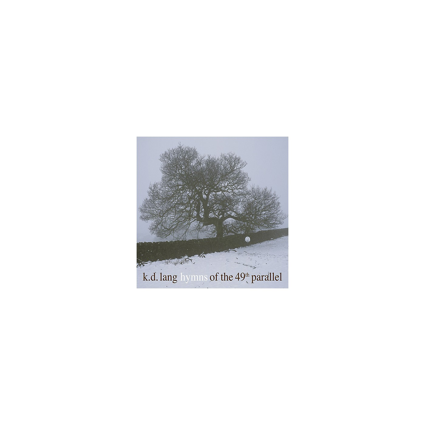 Alliance k.d. lang - Hymns Of The 49th Parallel thumbnail