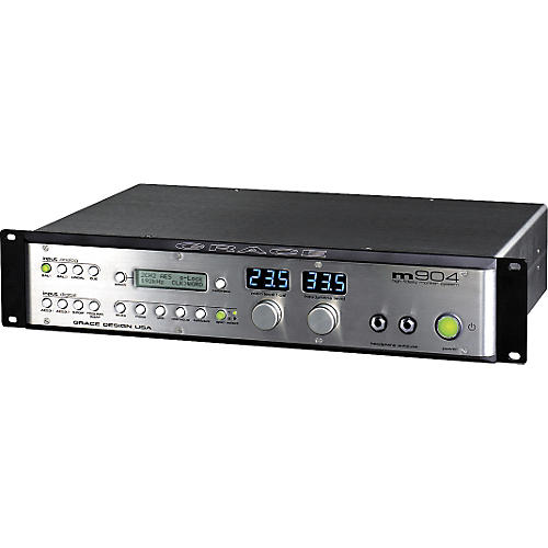 Grace Design m904 Stereo Monitor Controller thumbnail