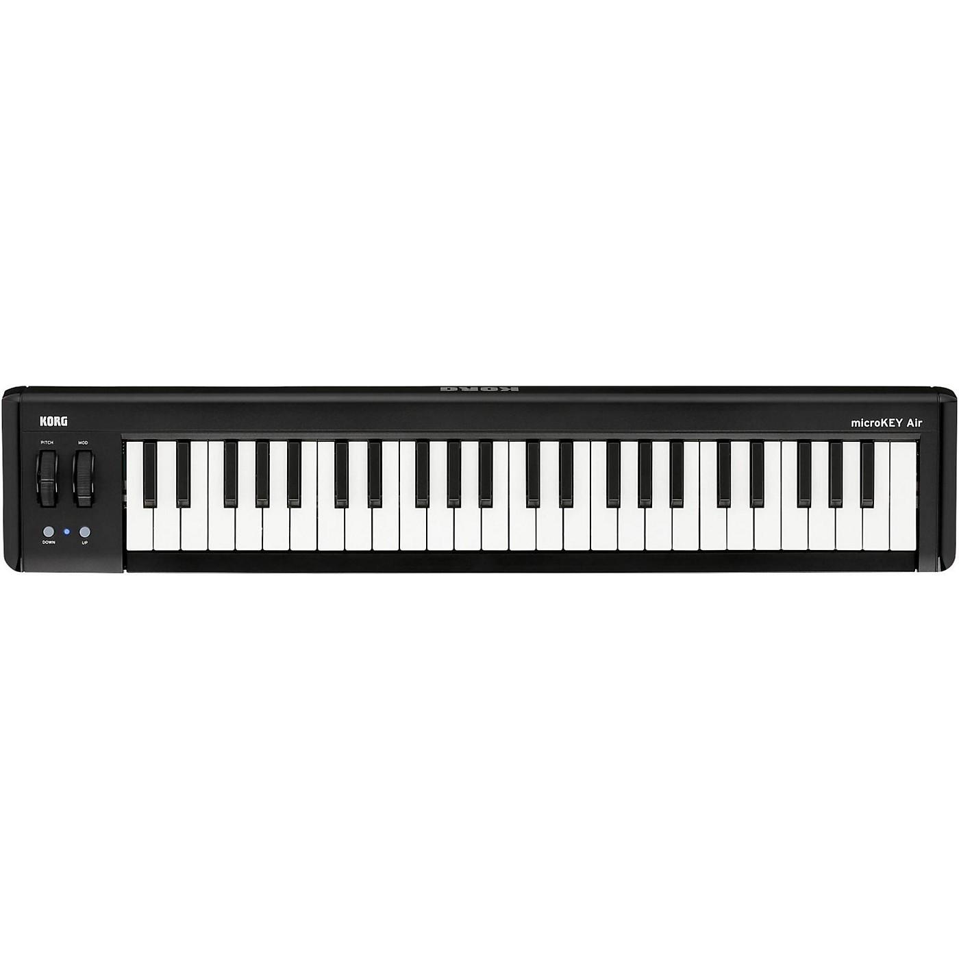 Korg microKEY Air 49-Key Bluetooth Keyboard Controller thumbnail