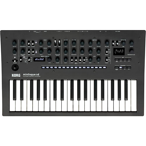 Korg minilogue xd Polyphonic Analog Synthesizer thumbnail
