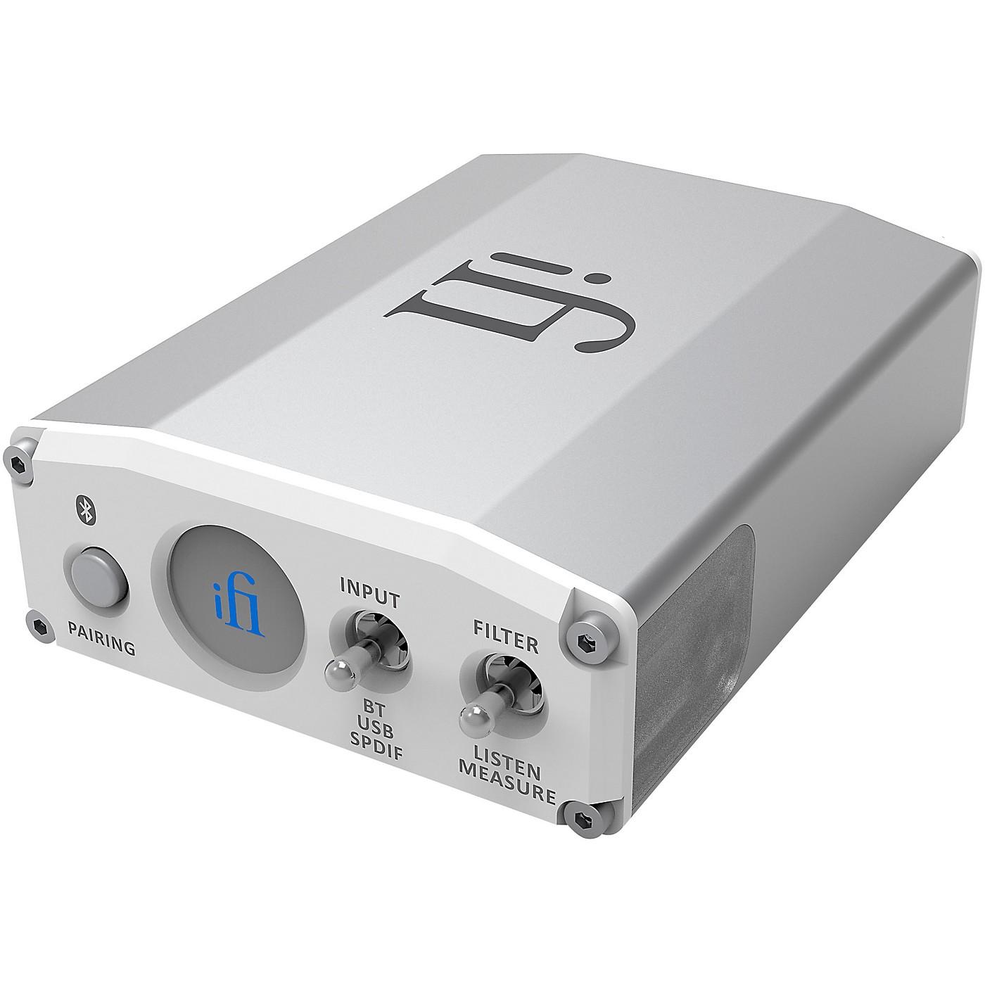 iFi Audio nano iOne DAC/Bluetooth/SPDIF/USB Input thumbnail