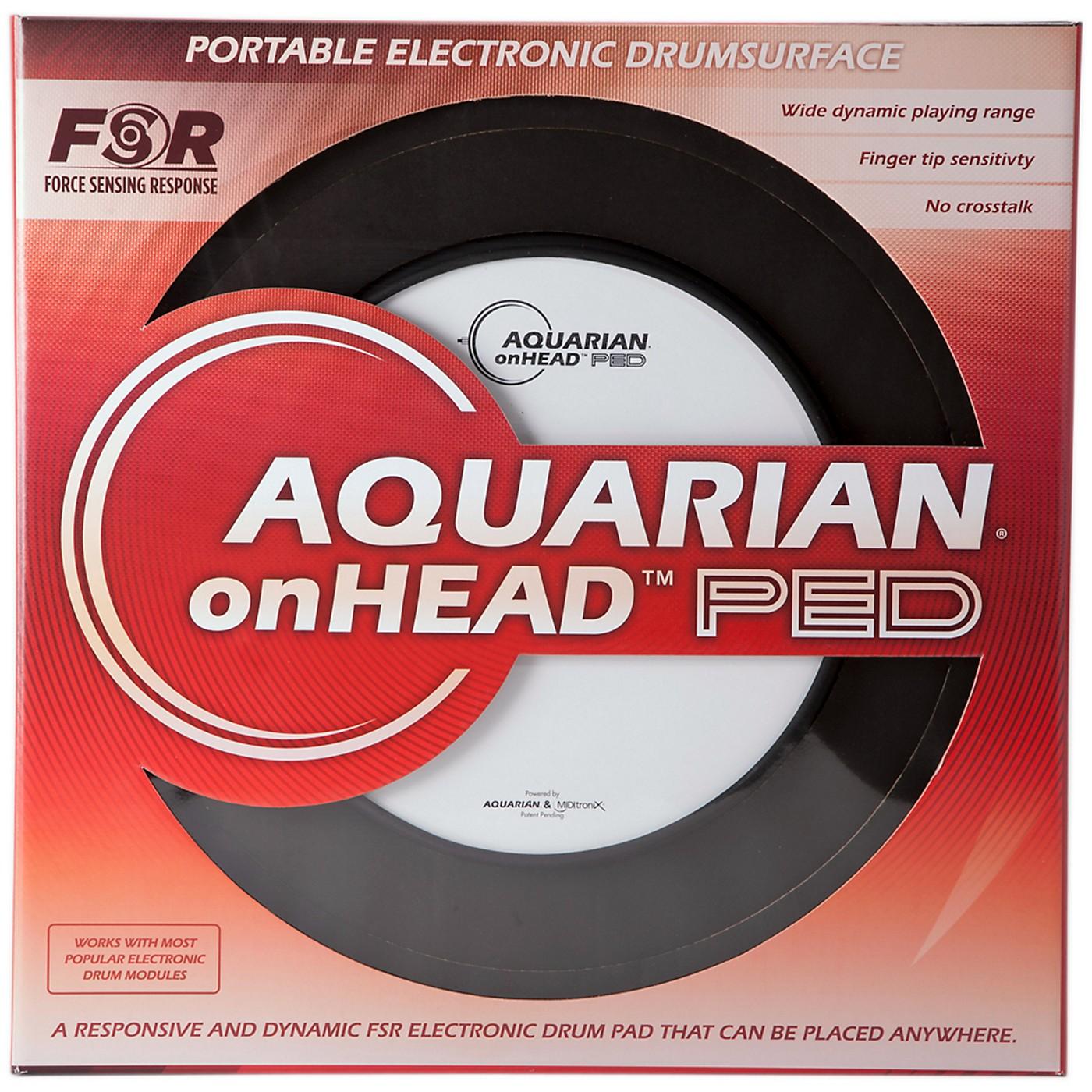 Aquarian onHEAD Portable Electronic Drumsurface thumbnail