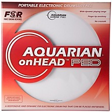 Aquarian onHEAD Portable Electronic Drumsurface Bundle Pak
