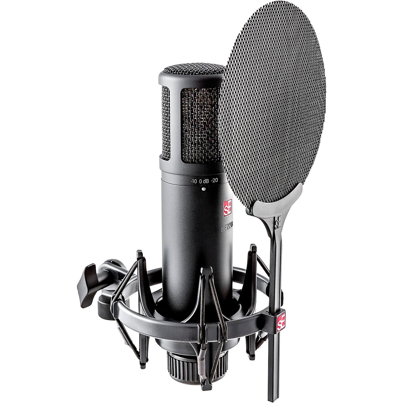 sE Electronics sE2200 Large Diaphragm Condenser Microphone thumbnail